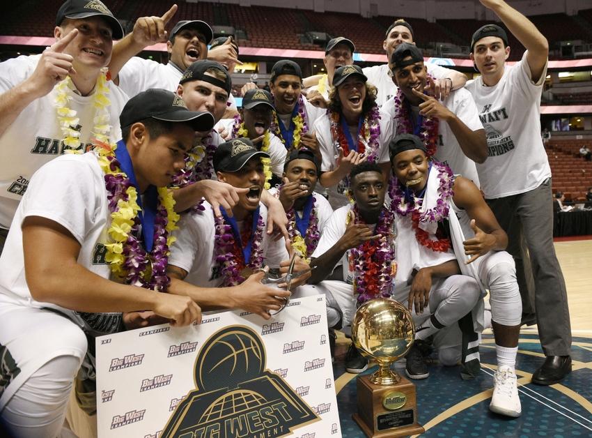 Hawaii Warriors Vs Long Beach