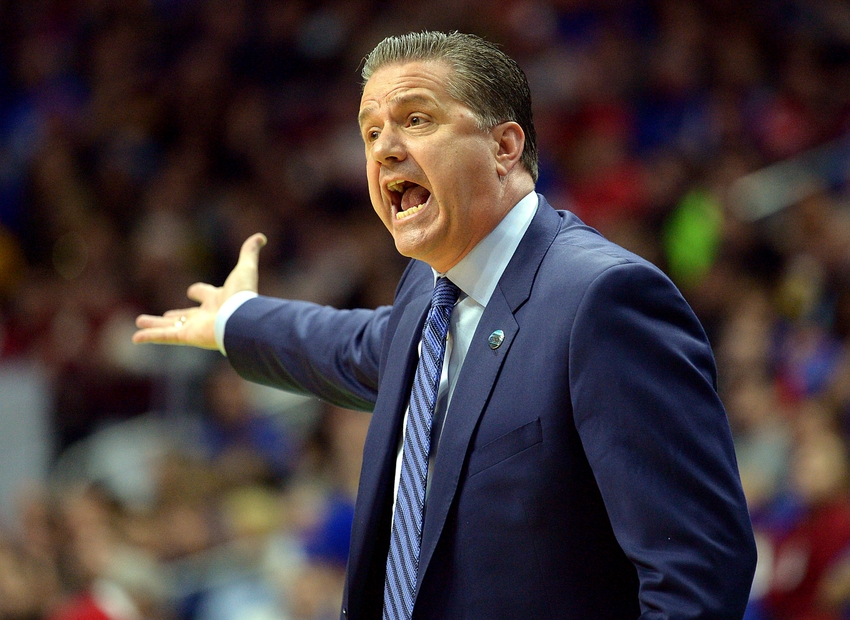 Kentucky Basketball Coach John Calipari Previews 2016 17: NCAA Basketball: Under-evaluated Headlines Of The Week