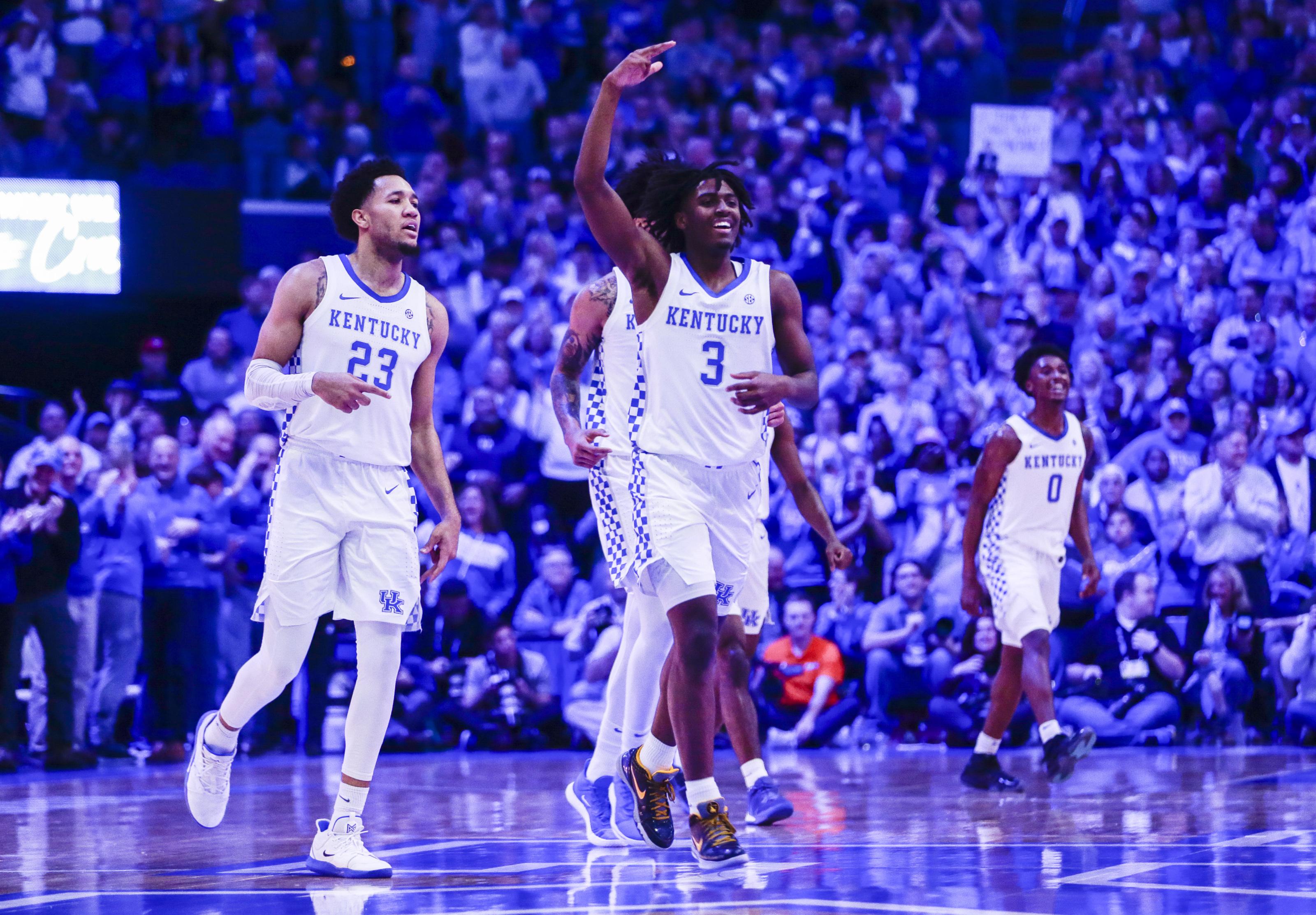 NCAA Basketball: Mock 2020 NCAA Tournament Elite 8 predictions