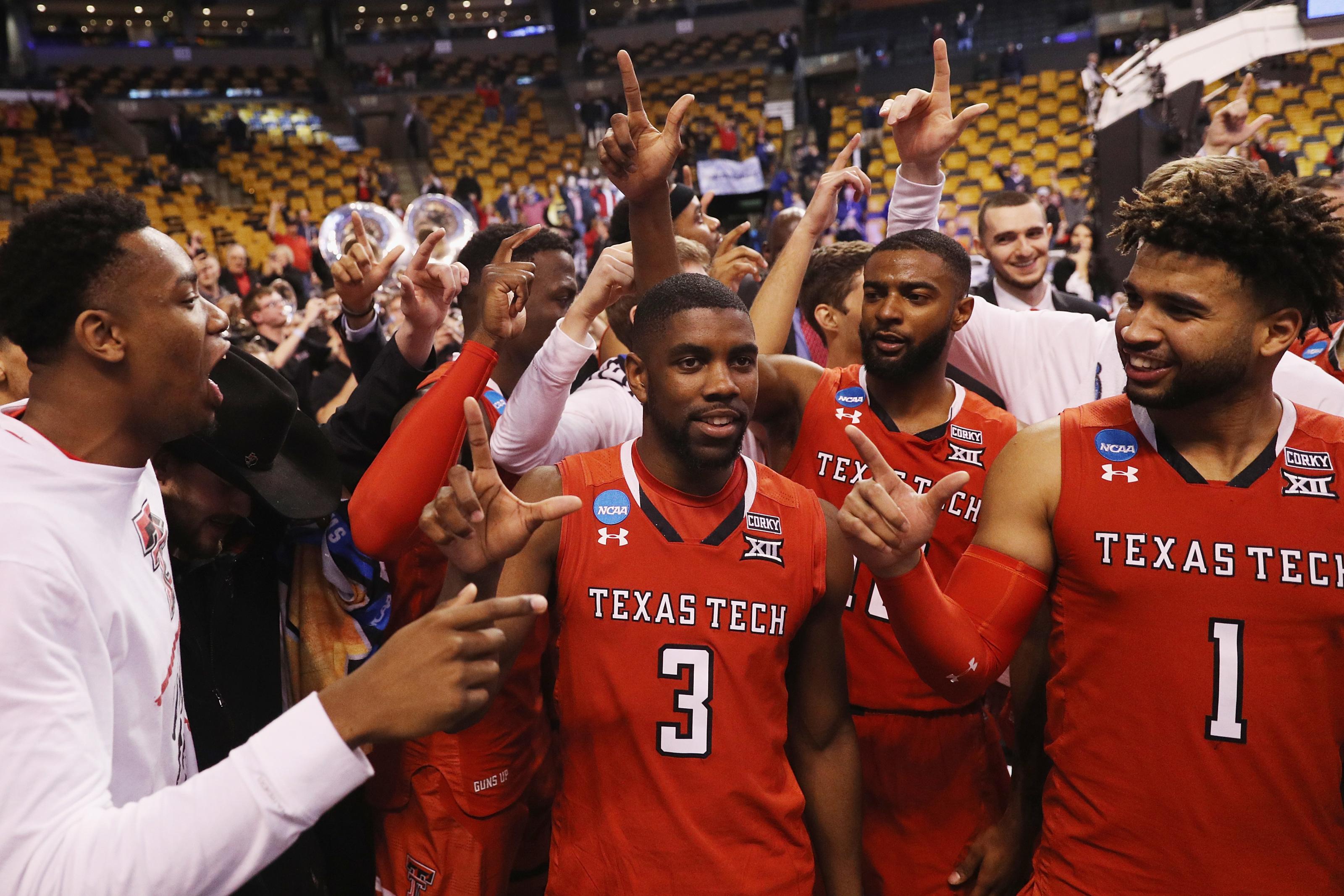 Texas Tech Basketball Analyzing The Red Raiders 2018 19 Rotation