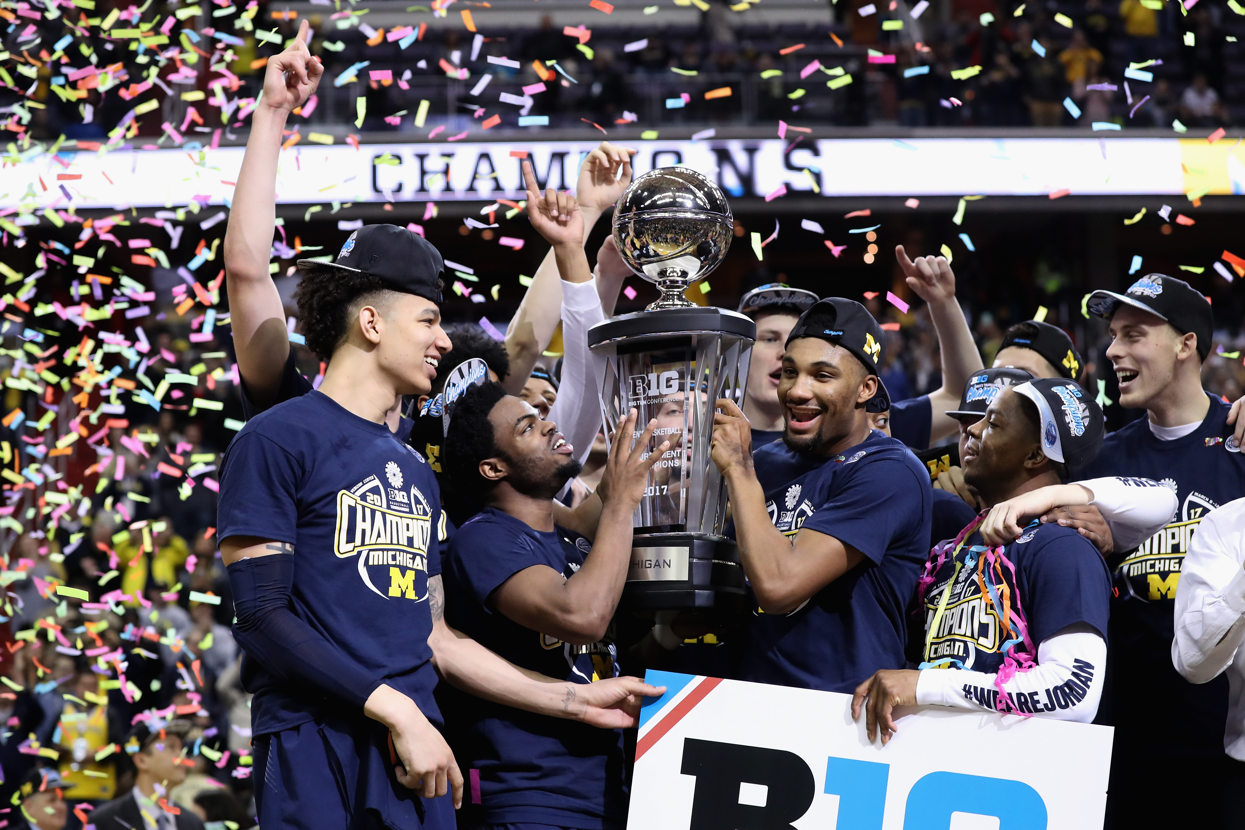 big ten basketball 201718 preseason predictions for the