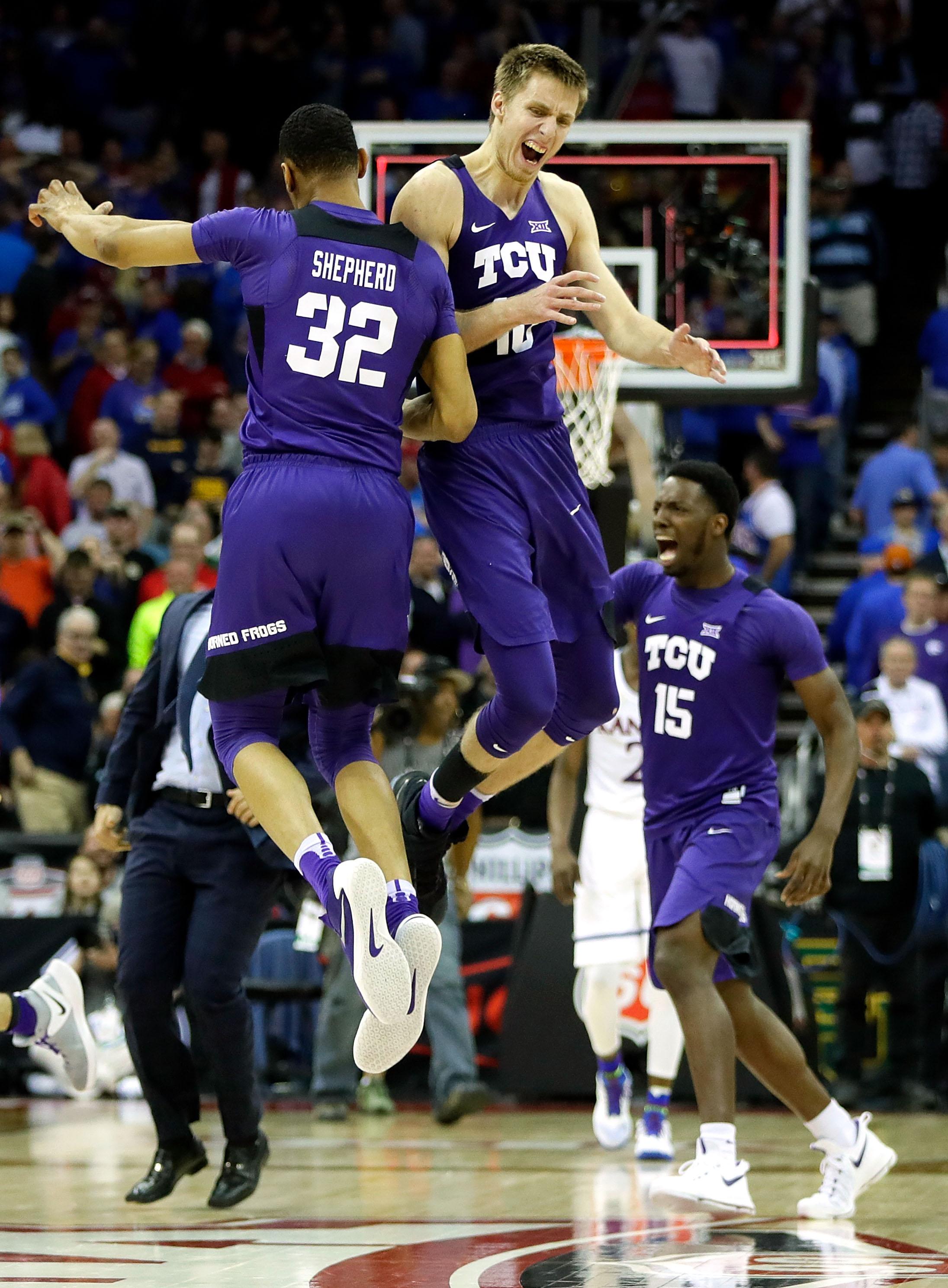 650521538 big 12 basketball tournament quartefinals.jpg - March Madness 2018: The Tournament's Most Dangerous Bubble Teams