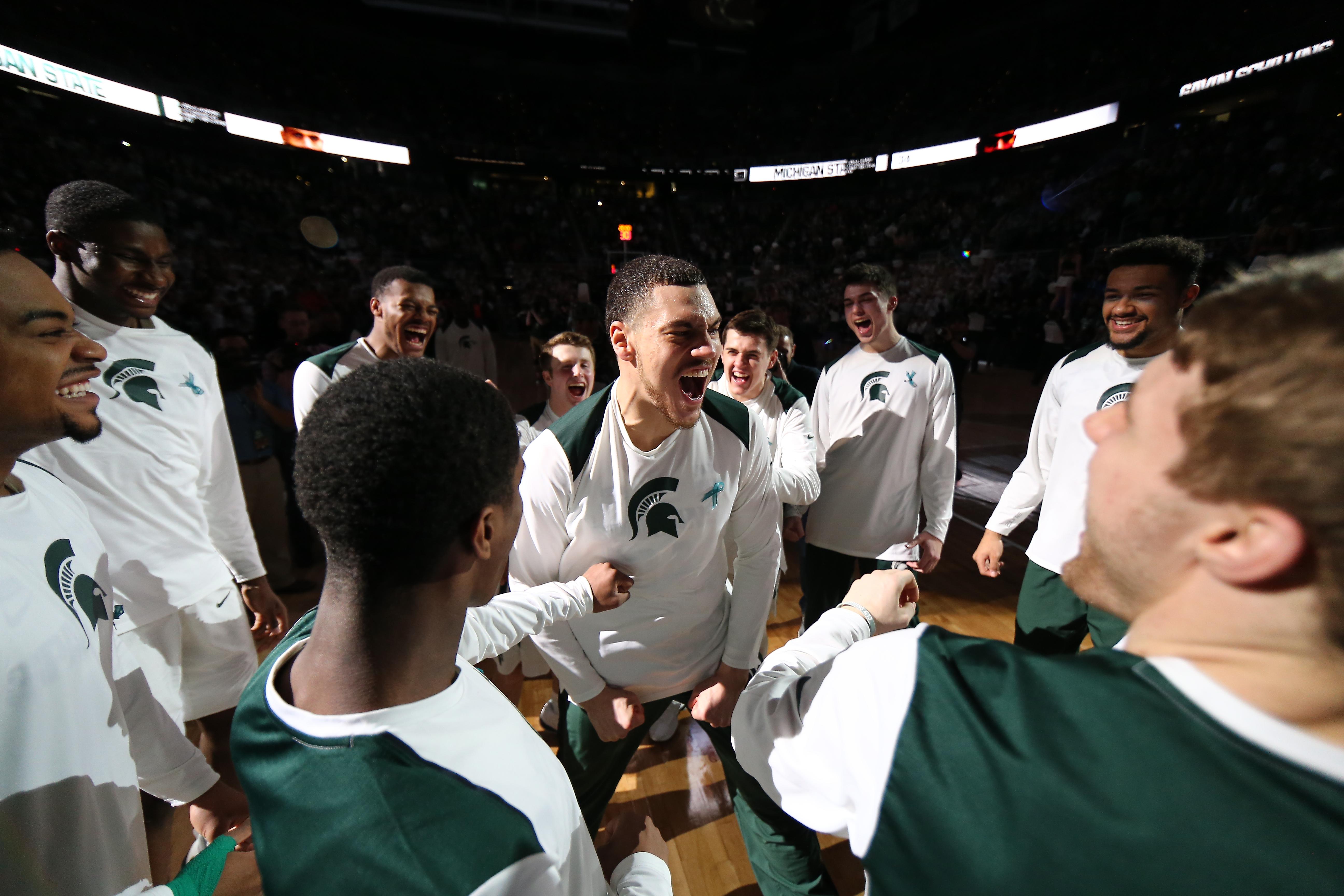Michigan State Basketball: Predicting each round of 2018 Big Ten Tournament