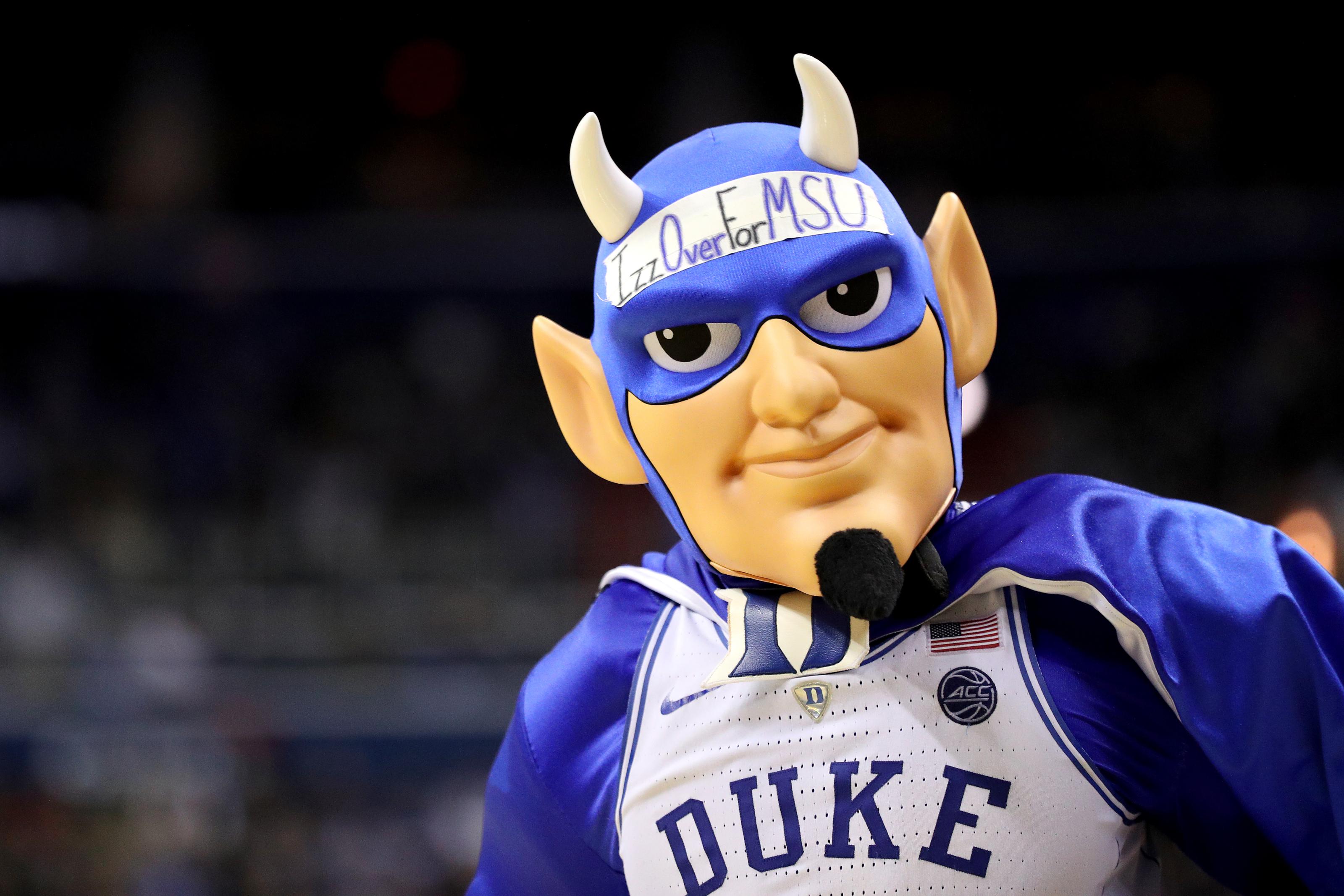 Alex O'Connell Duke Blue Devils Final Four Basketball Jersey - White