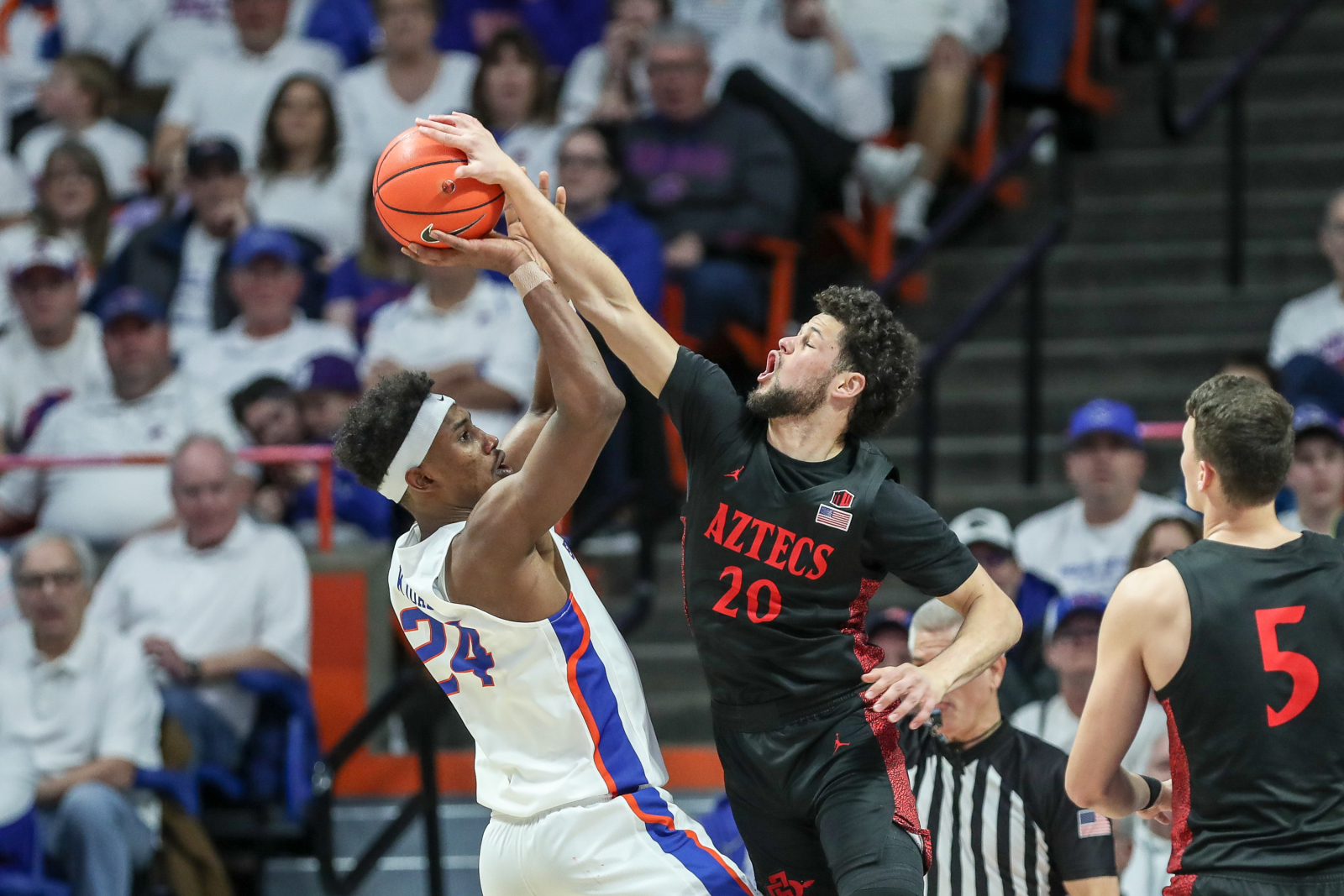 UNLV vs San Diego State: 2019-20 college basketball game preview, TV schedule