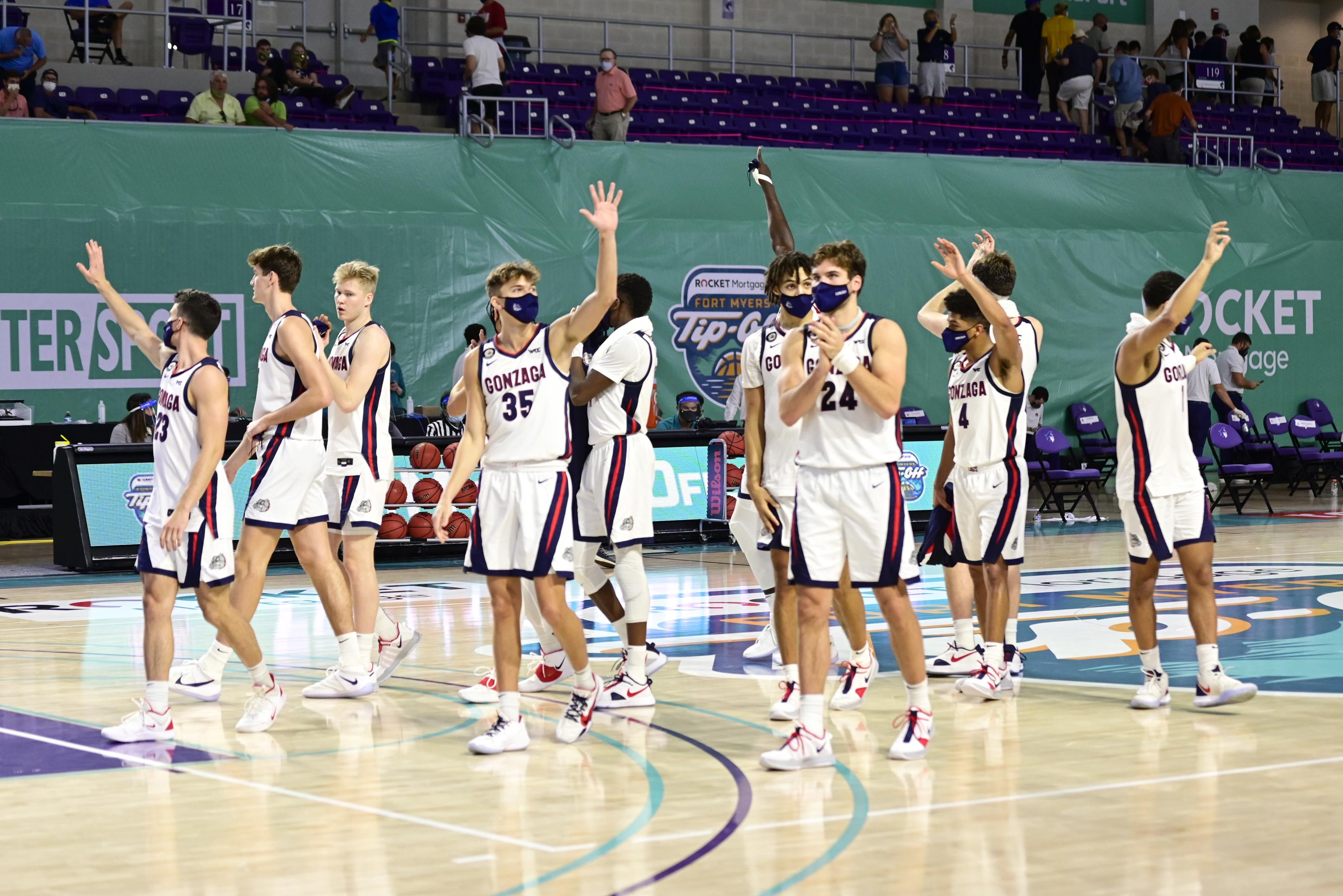 Gonzaga Vs West Virginia 2020 21 Basketball Game Preview Tv Schedule